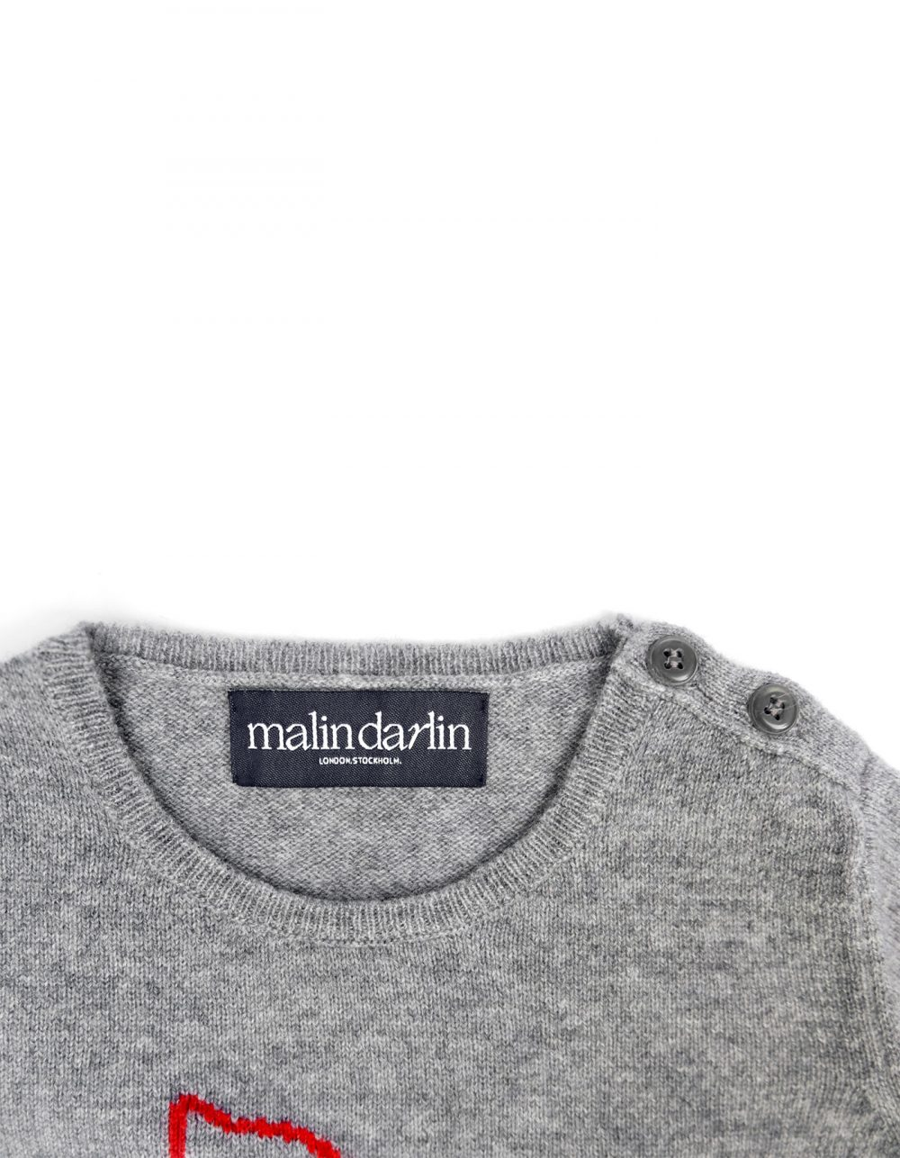 Little Darlin Pony Cashmere Jumper by Malin Darlin